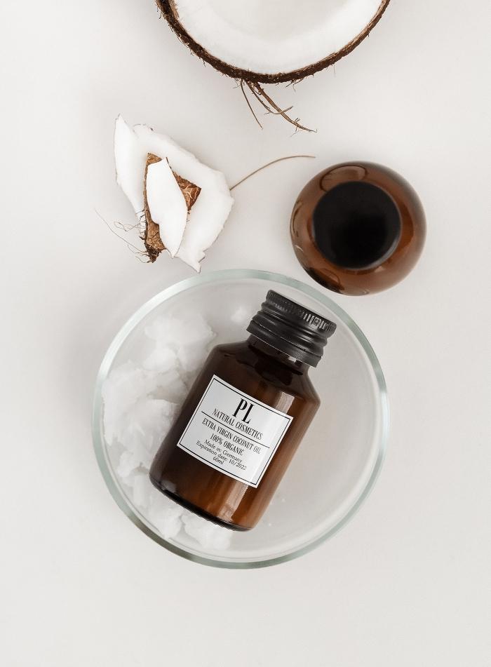 Кокосова олія холодного віджиму (нерафінована)